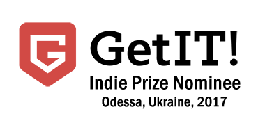GetIT Indie Prize Nominee 2017