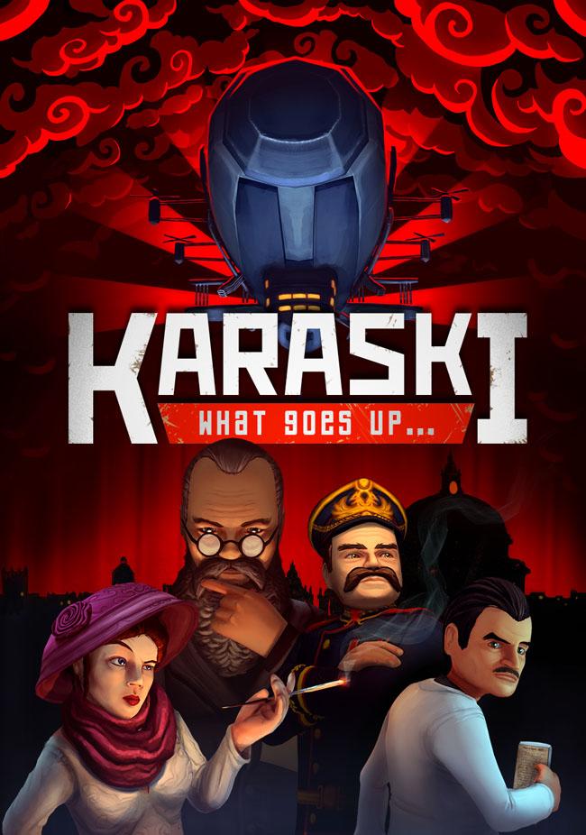 Karaski Indie Game Promo